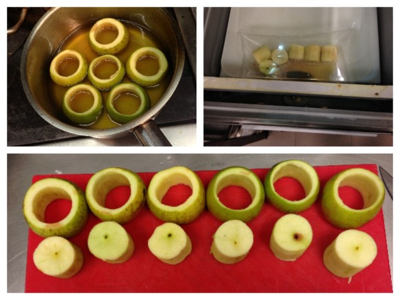 Apple Dessert Prep